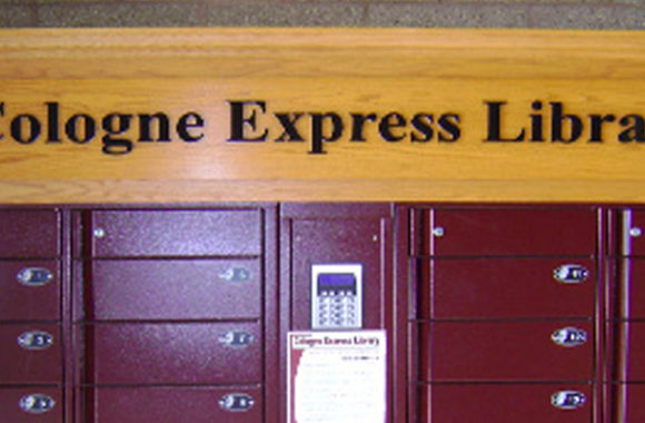 Thumbnail for the Cologne Express Library page.